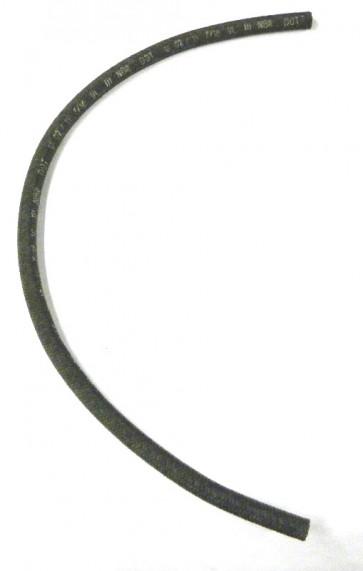 Шланг вакуумного підсилювача гальм для ВАЗ 2103, 0,9 м БРТ