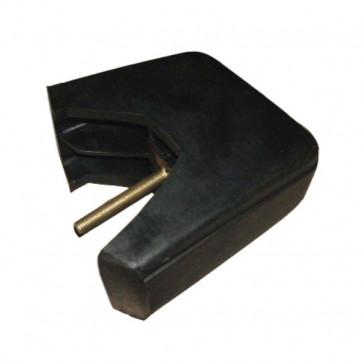"""Буфер переднего бампера ВАЗ 2101-2104, 2106 левый """"клык"""" БРТ"""