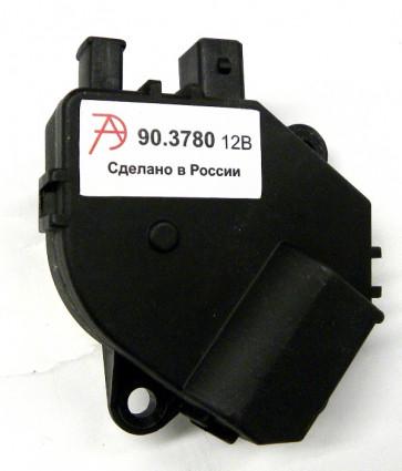 Моторедуктор заслонки отопителя ВАЗ 2110 после 2004 г.в., ГАЗ, УАЗ