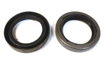 Сальник маточини переднього колеса ВАЗ 2101-2107, 40x57,15x10мм, чорний БРТ