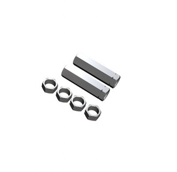 Тяги рулевые трапеции ВАЗ2101-2107, 21045 инж., 21074 инж. (2 шт) (с контргайками 4 шт) АВТОПРОДУКТ