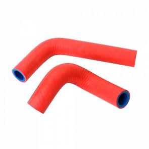 Патрубки пічки силіконові ВАЗ 2101-2107, комплект - A-Sport