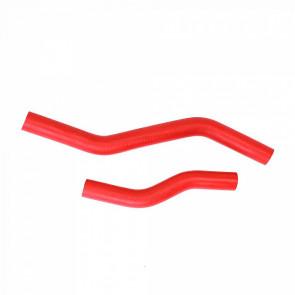 Патрубки пічки силіконові для ЛАДА Пріора, комплект 2шт - A-Sport