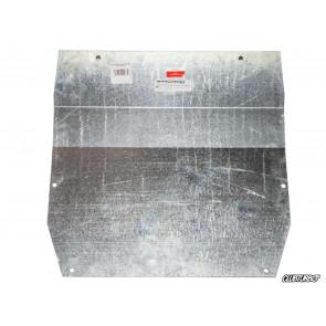 Защита двигателя стальная оцинкованная для подрамника ВАЗ 2108-21099, 2113-2115 АВТОПРОДУКТ