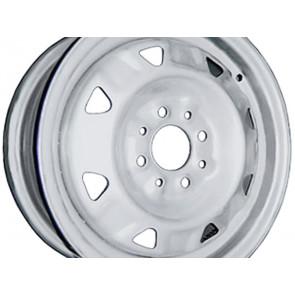 Диск колеса ВАЗ 2170 Пріора 14 дюймів, (5 1/2Jx14Н2) сірий. АвтоВАЗ