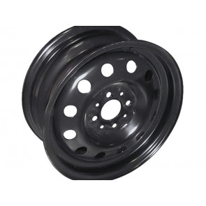 Диск колеса ВАЗ 2170 Пріора 14 дюймів, (5 1/2Jx14Н2) чорний. АвтоВАЗ