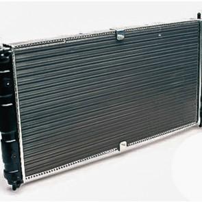 Радиатор ВАЗ 2108-09, 21099, 2113-15, инж. (ал., основной)