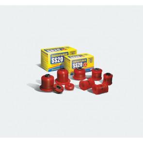 Втулка штанги стабилизатора 2108 (15мм) SS20 (красная) в упаковке 2 шт   70117