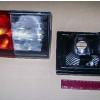 Корпус фонаря заднего с рассеивателем ВАЗ 2111 внутренний левый ДААЗ