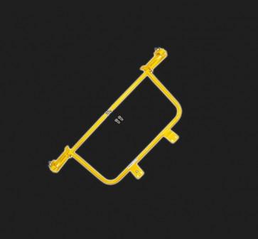 """Усилитель кузова ВАЗ 2110-2112, 2170-2172 Приора (окр) """"ТехноМастер"""""""