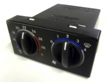 Контроллер системы управления отопителем ВАЗ 2110-2112 (с 11 отопителем) Автоэлектроника (Калуга)