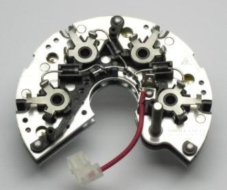Блок выпрямительный генератора ВАЗ 2108-21099, 2110-2112 1 провод 6 диодов с генератором 9402.3701, Sens, Таврия ВТН