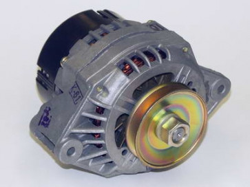 Генератор (14В, 80А, 1120Вт) для Нива 21214, инжекторный КАТЭК (КЗАТЭ)
