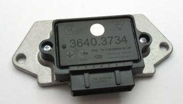 Коммутатор зажигания для автомобилей ВАЗ 2108-21099, 7 контактный 7А, ВТН