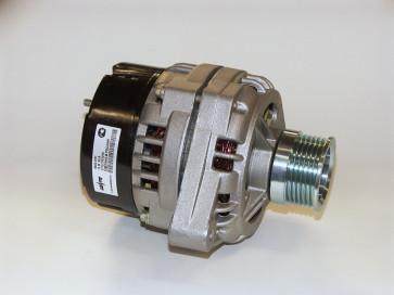 Генератор (14В, 90А, 1120Вт) ВАЗ 2110-2115 двигатель с ЭСУД КАТЭК (КЗАТЭ)
