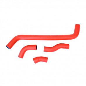 Патрубки радиатора силиконовые для Нива, комплект - A-Sport