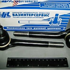 Наконечник рулевой ВАЗ 2121, 21213, 21214 Нива левый + правый, комплект ВИС