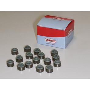 Сальник клапана ВАЗ 2110-2112, 1117-1119 Калина, 2170-2172 Приора (16 кл) комплект 16 шт, АвтоВАЗ