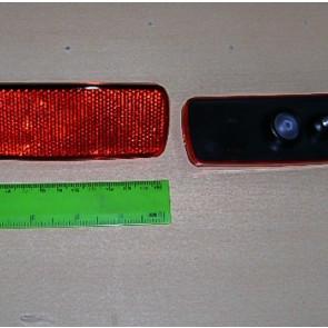 Световозвращатель ВАЗ 2170-2172 Приора левый (низ бампера) ДААЗ