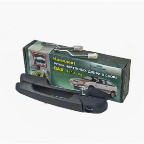 Евроручки наружные ВАЗ 2108, 2113 комплект 2 шт. Тольятти