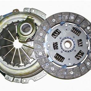Комплект сцепления ВАЗ 2121 с подшипником