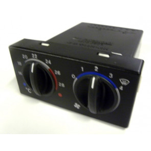 Контроллер системы управления отопителем ВАЗ 2110-12 (с 11 отопителем)