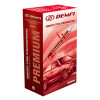 Стойки передней подвески ВАЗ 2110-2112 DEMFI премиум (газомасляные -30мм)